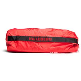 Hilleberg Tent Bag XP - Accessoire tente - 63x30cm rouge